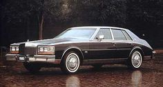 1983 Cadillac Seville Elegante