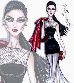 'Runway Ready' by Hayden Williams