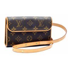Louis Vuitton Florentine Monogram PM Authentic Waist Bum Bag! 'S'