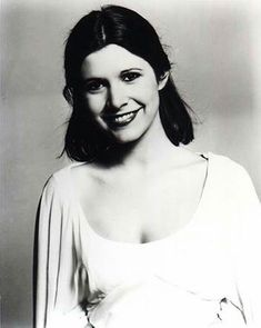 Rest In Peace Princess... you helped bring new hope to a forlorn galaxy.. You are a legend.