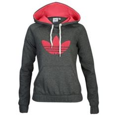 adidas Originals Collegiate Fleece Hoodie - Women's - Sport Inspired - Clothing - Super Pink/White