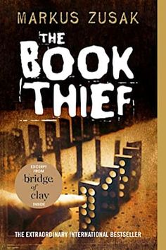 The Book Thief by Markus Zusak - BookBub 100 Best Books, 100 Books To Read, Great Books, Ya Books, Reading Books, Reading Slump, Teen Books, Children Books, Reading Lists