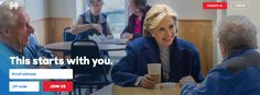 Unprecedented: No 'Issues' Listed on Hillary Campaign Website Hillary Clinton Campaign, Hillary Clinton 2016, Crooked Hillary, Alternative News, Running For President, Modern History, Presidential Candidates, Sociology, Presidents