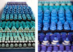 The Knot Party_Events Luxe_ombre desserts-dessert table-sweets table
