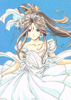 Belldandy~Oh! My goddess!