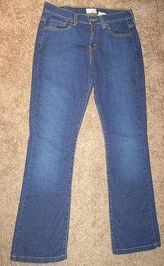 Levi's Brand name Jeans for Women Size US 4 L Bootcut 515 EU 34 JPN 7