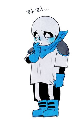 OH GOD BLUE WHO MADE YOU CRY I'LL RIP OUT THEIR THROAT LIKE A WOLF I mean... Awe baby cont cry I'm here... Dont Cry, Undertale Fanart, Undertale Comic, Rpg, Undertale Background, Fan Art, Wattpad, Sans X Frisk, Make You Cry
