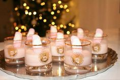 Fika, Panna Cotta, Food And Drink, Tasty, Table Decorations, Desserts, Christmas, Inspiration, Tailgate Desserts