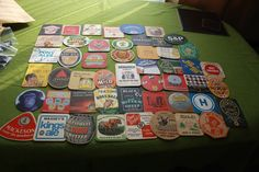 Collection of 50 Beermats from British Isles - Beer related,various ages (2B74)