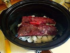 Coming home to a hot stew that his been cooking all day is the best. Check out this venison stew. http://www.wideopenspaces.com/the-best-crock-pot-venison-pot-roast-recipe-ever/