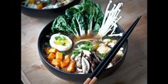 11 Slurp-Worthy Bowls Of Vegetarian Ramen