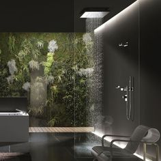 most luxurious showers | View Website: http://www.dornbracht.com/en/Products/Bath-and-Spa ...