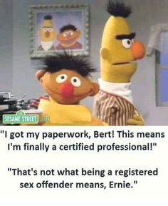 Bert And Ernie Memes Bort
