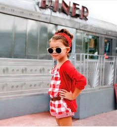 Look Fashion Kids Fashion Kids, Little Girl Fashion, My Little Girl, My Baby Girl, Little Princess, Look Fashion, Street Fashion, Babies Fashion, Toddler Fashion