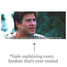 Fandom--and it is sick. But we love it!