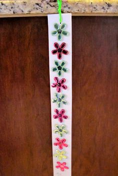 Girl Scout Daisies: Friendly and Helpful We created a Kindness Keeper (we used star stickers)