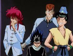 Yu Yu Hakusho Anime, Manga Anime, Anime Art, Yoshihiro Togashi, Oragami, Cyberpunk Art, Anime Characters, Fictional Characters, Fujoshi
