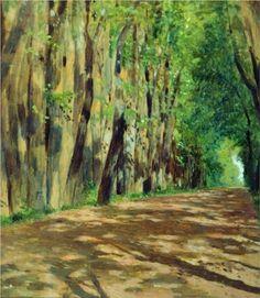 Parkway - Isaac Levitan
