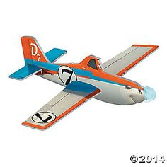Disney Planes Foam Flyers Oriental Trading $3.75 for 4 Use for game?