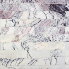 Marble Look Tile, Marble Mosaic, Marble Floor, Stone Tile Flooring, Polished Porcelain Tiles, Unique Tile, Purple Marble, White Marble, Marble Pattern