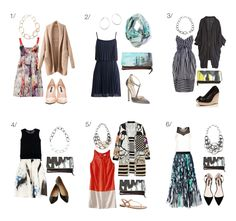 summer wedding style: twelve outfits to wear to a summer wedding via megan auman