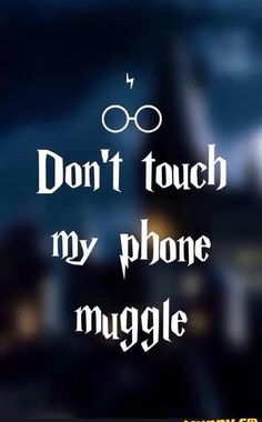 Harry Potter lock screen