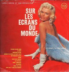 France Unique P s LP Brassens Jayne Mansfield