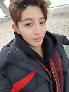 [fancafe] 161114 UP10TION fancafe UPDATE #UP10TION #업텐션   #Jinhoo #진후