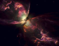 Is it weird that I have a favorite nebula? Well I do: this is the Bug Nebula. And I have finally met a tattoo artist who could actually do it justice, so this will be going on my body sometime very soon.