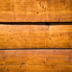 A natural wood sealant can go on any wood item.