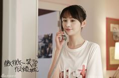 The highly anticipated first teaser is here for the C-drama adaptation of popular college romance novel One Smile is Very Alluring (Wei Wei Yi Xiao Hen Qing Cheng), the one starring Yang Yang and Zheng Shuang and not the movie … Continue reading → Chinese Novel Translation, Love 020, Smile Is, Strong Woman Do Bong Soon, Drama 2016, Wei Wei, Kdrama Memes, Girly Drawings, Sweet Stories