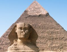 see the great pyramids and the sphynx