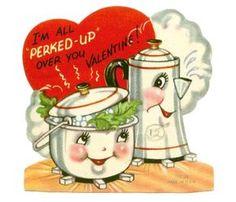 vintage valentine - Vintage Valentines Day
