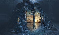 George Grie - Lost City of Atlantis