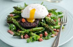 Black pudding and egg salad. die diet, die! 5 deliciously unvirtuous salads