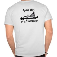 Towboat Wife T-Shirt