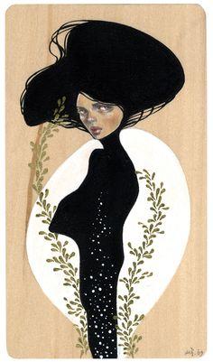 Stella Im Hultberg, South Korean-born artist