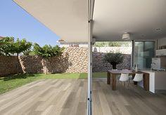 ITT Ceramic Outdoor Spaces, Outdoor Living, Outdoor Decor, Indoor Outdoor, Faux Ceiling Beams, Wood Effect Porcelain Tiles, Decorative Bathroom Mirrors, Background Tile, Italian Tiles