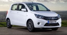 Suzuki Celerio Tops List Of Best First Cars To Own For New Drivers #Citroen_C1 #Dacia_Logan