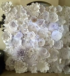 A Great Big Welcome! To #GillumEventDesigns Now available in our #etsyshop http://www.howtodiywedding.com #flowerwall #paperflowers #backdrop #wedding #vendor #etsy #etsywedding #diy #diywedding: