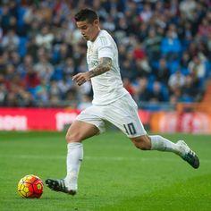 Run James!