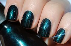 """Spoiled Nail Polish """"The Parking Meteor Expired"""""""
