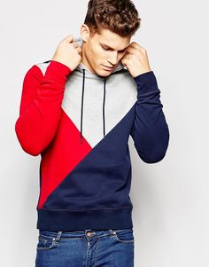 Tommy Hilfiger Hoodie With Block Colour - that should be mine!