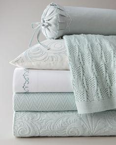 "SFERRA ""Hannah"" Bed Linens - Horchow"