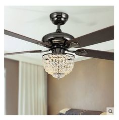 Find more underwear information about modern ceiling fan lamp find more underwear information about modern ceiling fan lamp crystal ceiling fans with lights remote control invisiable led folding ceiling lamp d aloadofball Gallery