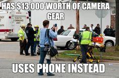 Prefiere usar el móvil a su equipo de 10.000€