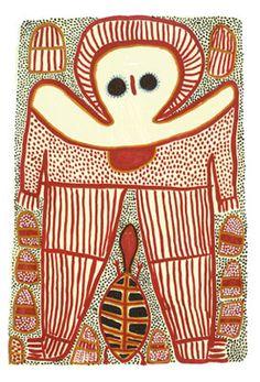 Buy authentic Aboriginal art online - paintings on paper, canvas, silks, weavings, carvings & dot paintings. Original designs from Aboriginal Artists. Aboriginal Art Symbols, Aboriginal Painting, Aboriginal Culture, Aboriginal Artists, Art Du Monde, Stippling Art, Indian Folk Art, Art Brut, Textile Fiber Art