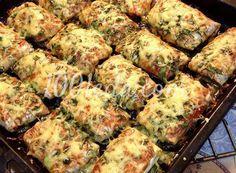 Голубцы, запечённые с сыром в духовке