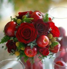 Apples and Roses...
