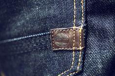 leather label pocket